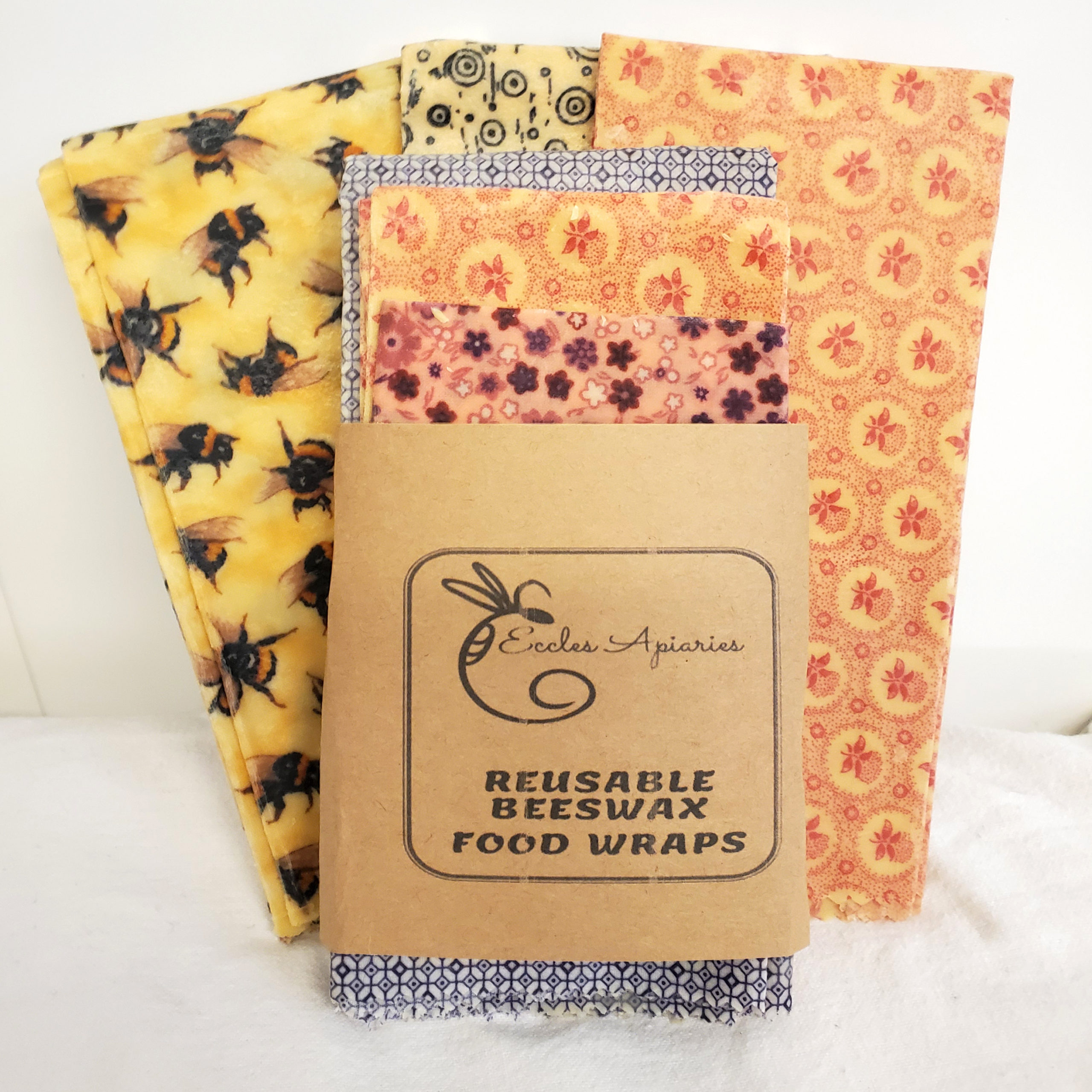 3_Pack_of_Eccles_Apiaries_Reusable_Beeswax_Foodwraps